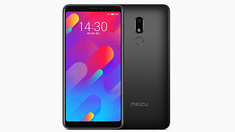 Meizu V8, V8 Pro With 5.7-Inch 18:9 Displays Launched: Price, Specifications