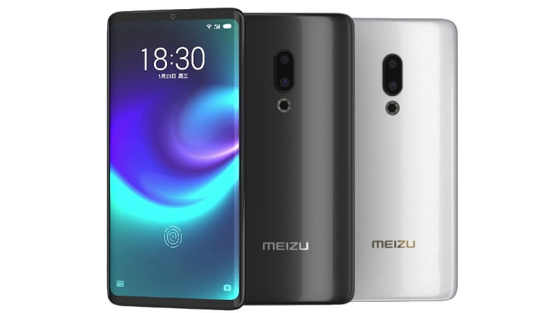Meizu Zero With No Physical Buttons, eSIM Support Unveiled: Specifications