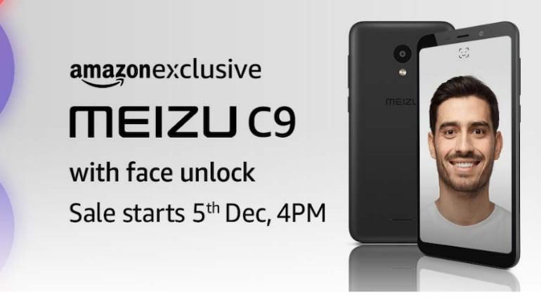Meizu C9 बुधवार को होगा भारत में लॉन्च, स्पेसिफिकेशन सार्वजनिक