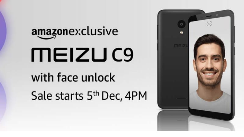 Meizu C9 Set to Be Launched in India on Wednesday Alongside Meizu M16th and Meizu M6T