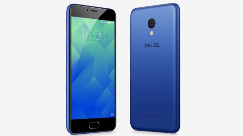 Meizu M5 With 4G VoLTE, Fingerprint Sensor Launched at Rs. 10,499