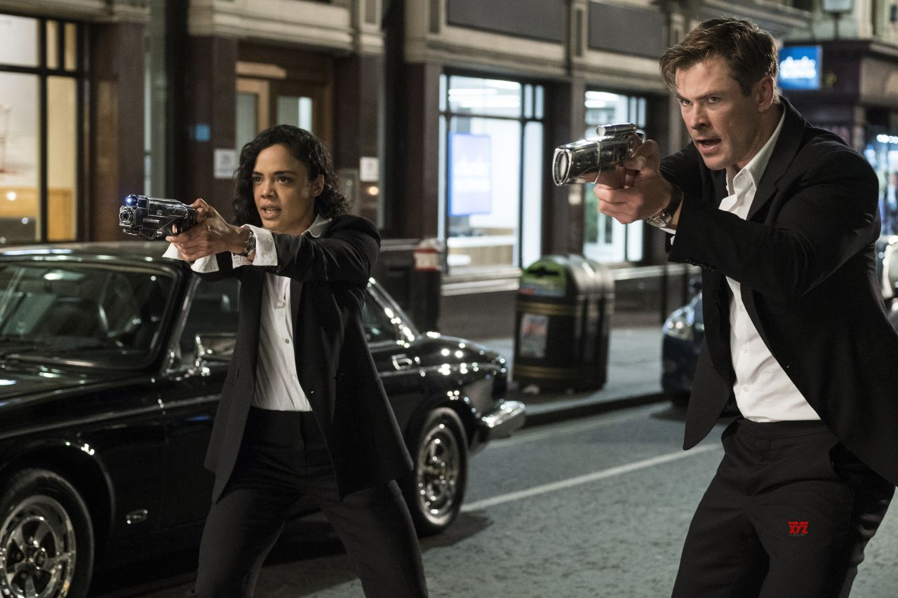 Men in Black: International Trailer: Chris Hemsworth, Tessa Thompson Are Here to Deal With the Scum of the Universe