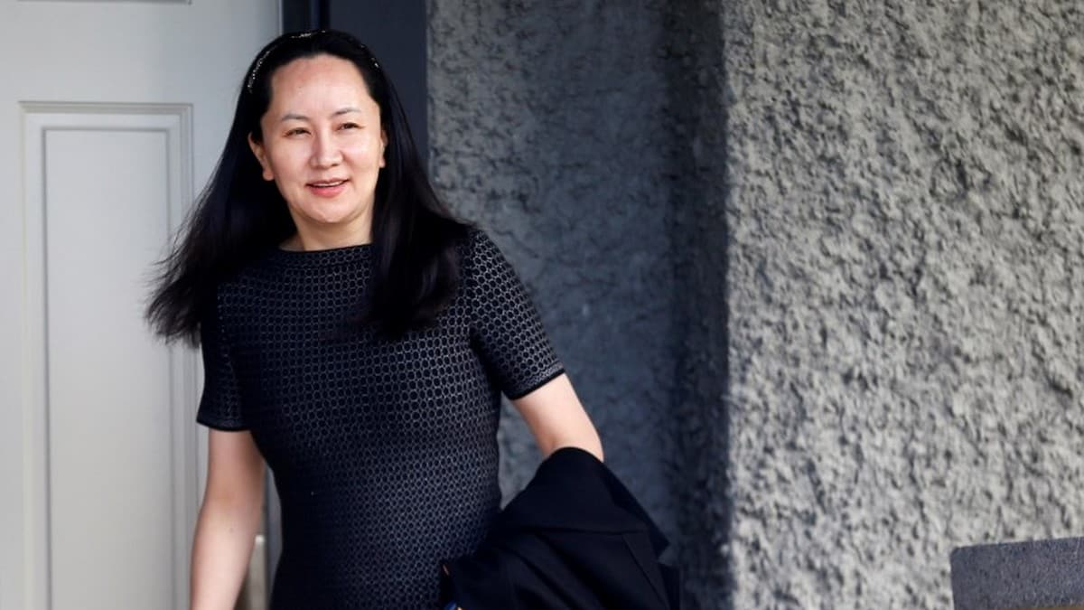 Huawei CFO Fighting US Extradition Says Her Rights Were Violated