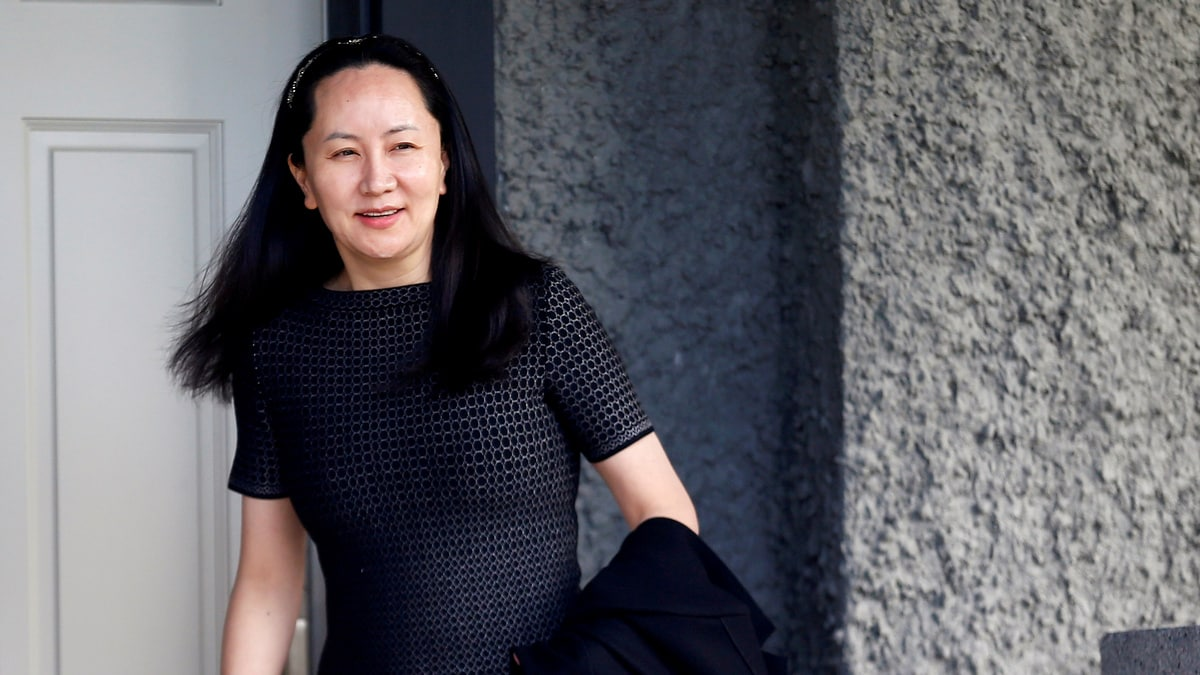 US Extradition Battle Over Huawei CFO Meng Ends First Phase