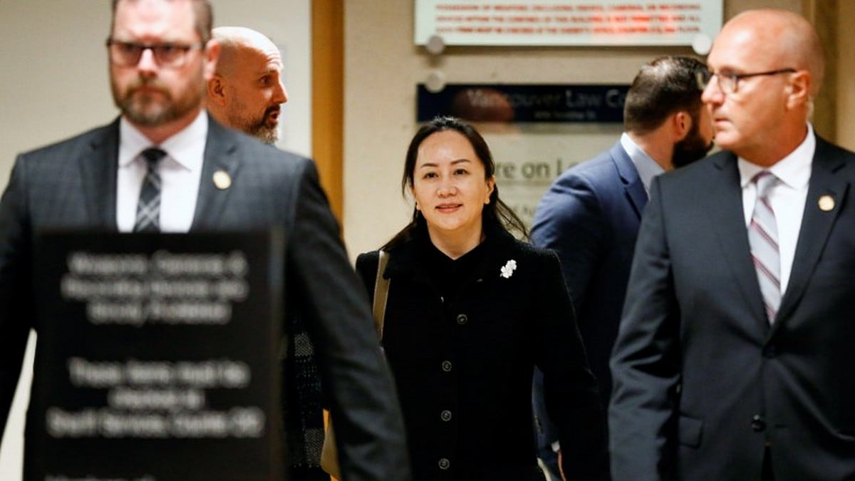 Huawei CFO's Lawyer Attacks US Extradition Case in Canadian Trial