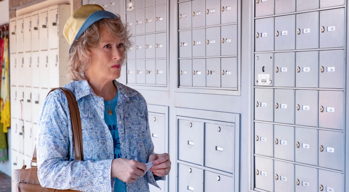 Meryl Streep takes on financial scammers in Netflix's new movie The Laundromat
