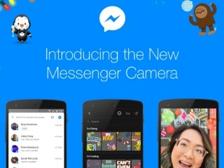 Facebook Messenger Camera Upgraded With More Snapchat-Like Camera Features
