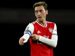Arsenal Midfielder Mesut Ozil Cut From PES 2020 in China Over Xinjiang Comments