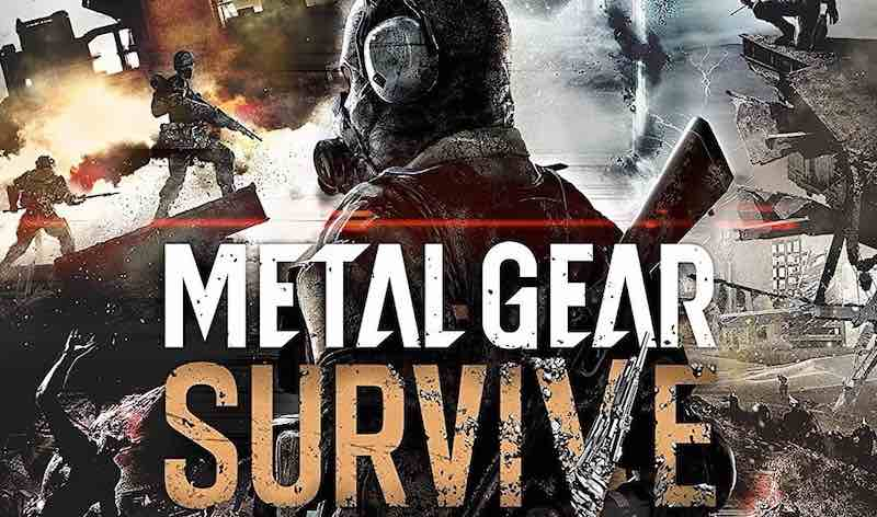 Another Metal Gear Survive Co-op Mission Variant Is Coming Next Month