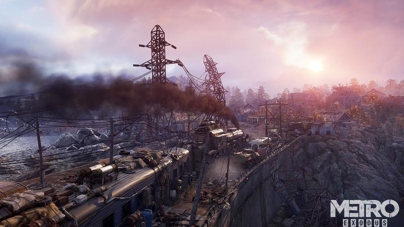 Has Epic Games Store Exclusivity Poisoned Metro: Exodus' PC Release?