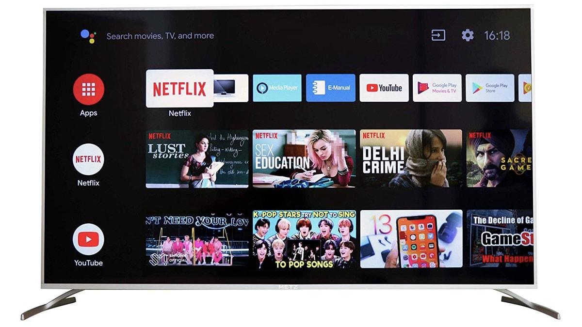 इस कंपनी ने भारत में लॉन्च किए अपने 4 नए एंड्रॉयड टीवी, कीमत 12,999 रुपये से शुरू