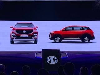 MG Hector, MG Motor's Internet-Connected SUV, Is Coming to India This June