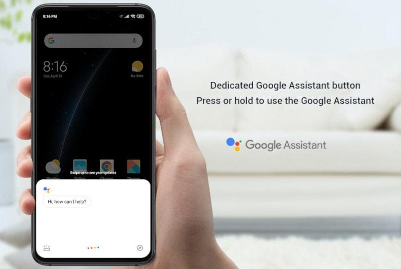 mi 9 google assistant Xiaomi Mi 9