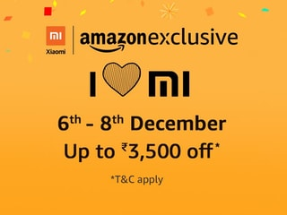 Xiaomi Redmi 6A, Mi A2 and Redmi Y2 Price Cuts During 'I Love Mi' Amazon Sale This Week