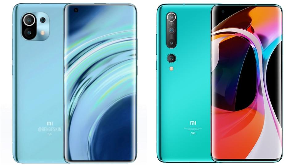 Xiaomi Mi 11 vs Xiaomi Mi 10: What's the Difference