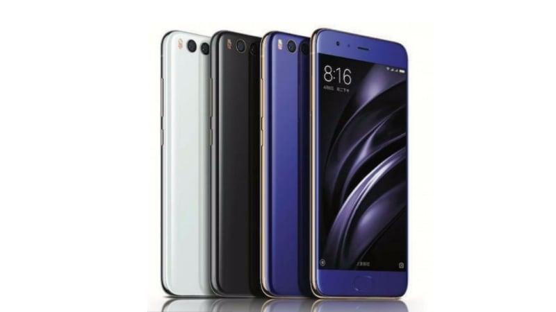 Xiaomi Mi 6 Press Renders, GFXBench Results Leak Hours Before Launch