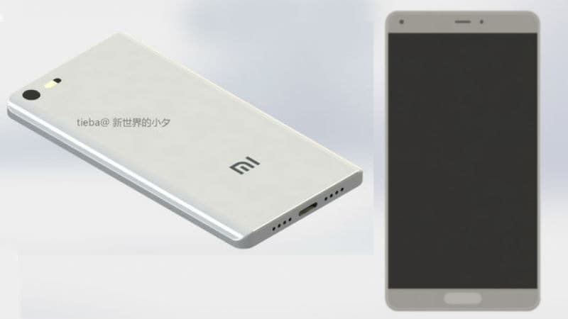 Xiaomi Mi 6c Renders, Specifications, and Price Leak Hints at Imminent Launch