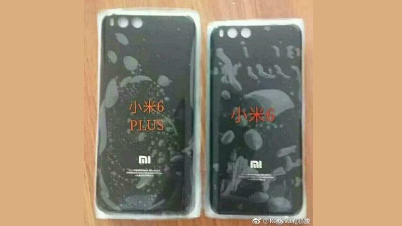 Xiaomi Mi 6 Plus की तस्वीर लीक, जल्द लॉन्च होने की उम्मीद