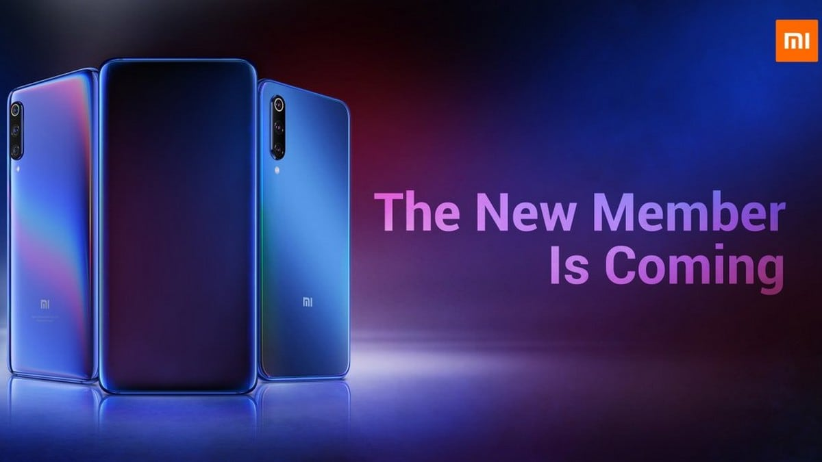 ea506f8d9 Xiaomi Teases New Mi 9 Series Phone With Triple Rear Cameras