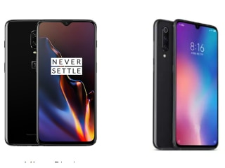 Xiaomi Mi 9 vs OnePlus 6T: Price, Specifications Compared