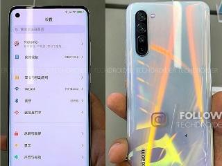 Xiaomi Mi 10 की कथित तस्वीरें लीक, डिज़ाइन की मिली झलक