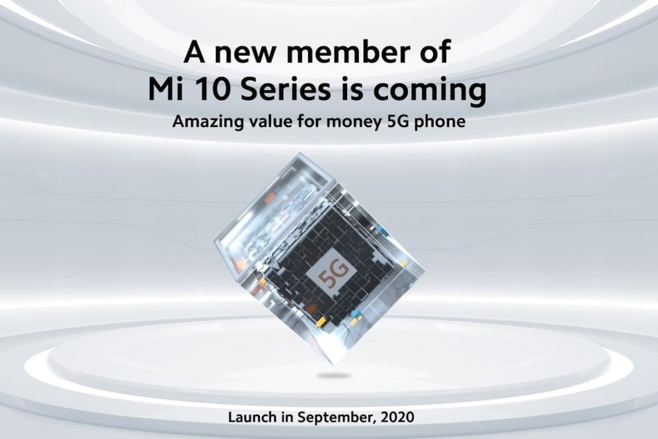 Mi 10 Series Getting New 5G Phone in September With 'Brand New' Qualcomm Snapdragon 7-Series SoC