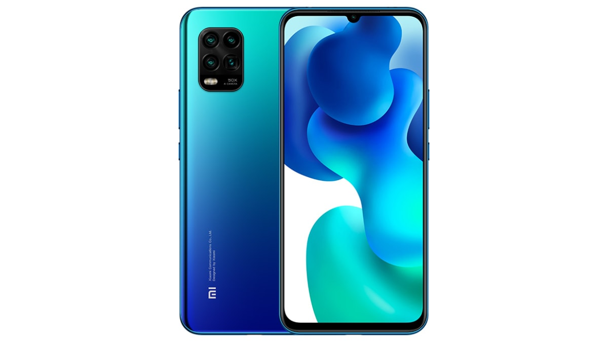 Image of article 'Mi 10 Youth Edition 5G With Quad Rear Cameras, Snapdragon 765G SoC Launched'