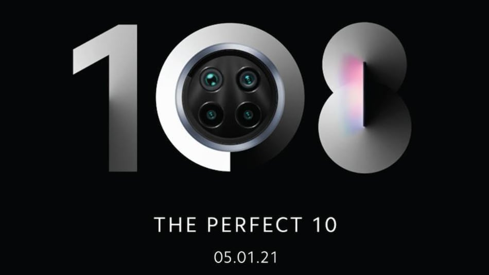 Mi 10i Launch Expected on January 5 as Xiaomi Sends Invites for 108-Megapixel Camera Smartphone