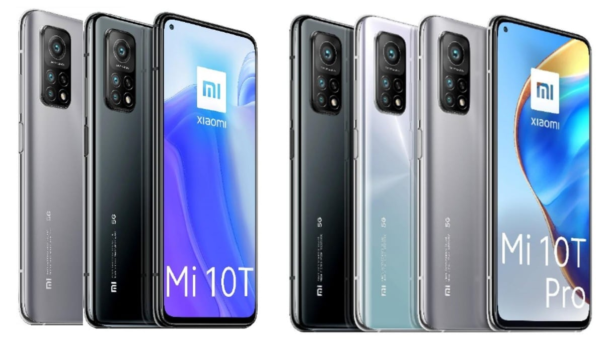 Mi 10T, Mi 10T Pro and Mi 10T Lite launch, know all the features