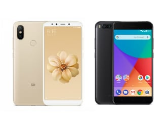 Mi 6X/ Mi A2 vs Mi A1: Price, Specifications, Features Compared