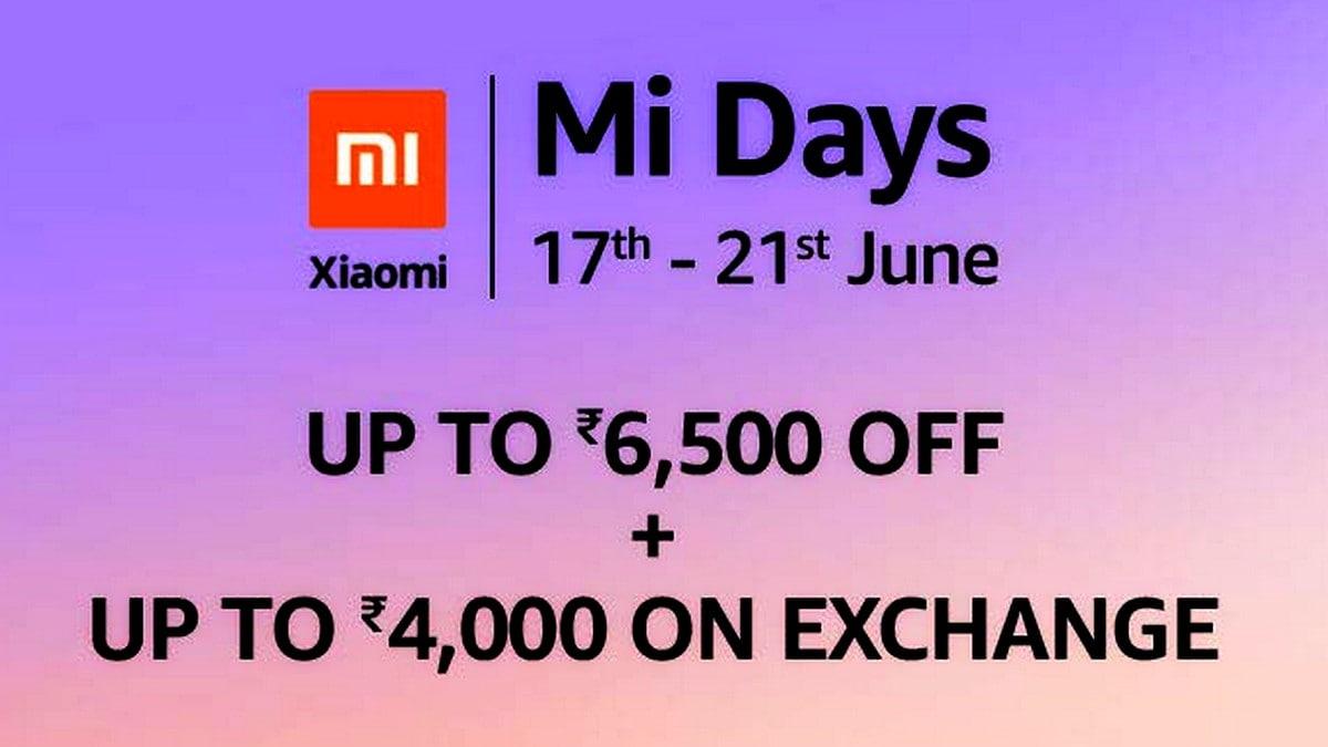 Mi A2, Redmi Y2 समेत अन्य Xiaomi फोन पर मिल रहे हैं शानदार ऑफर्स