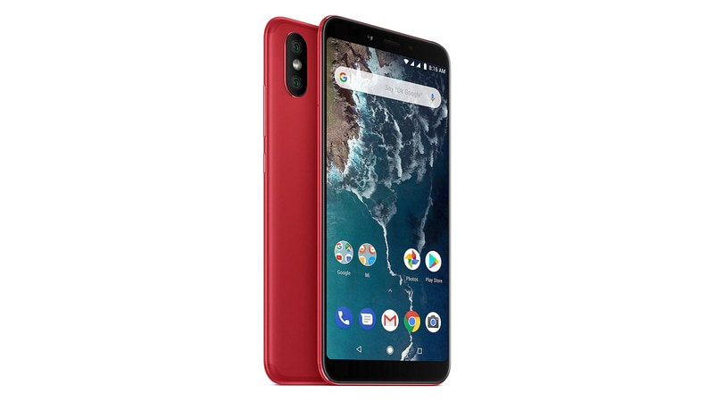 Xiaomi Mi A2 6GB RAM, 128GB Storage Variant to Go on Sale in India Today via Amazon: Price in India, Specifications