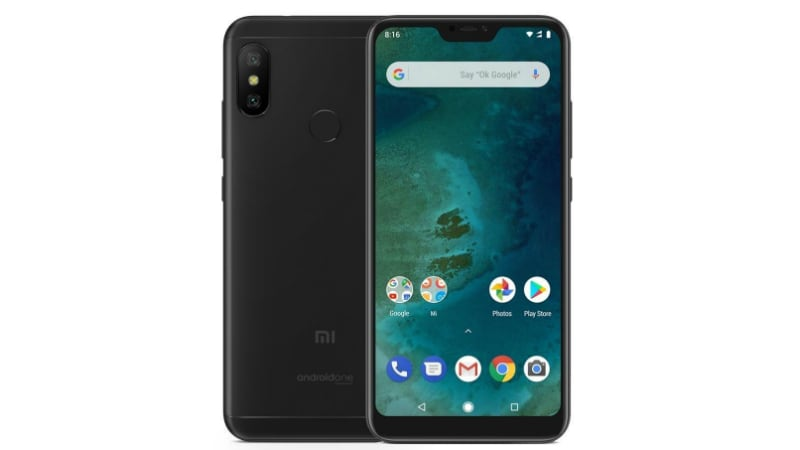 Xiaomi Mi A2 Mi A2 Lite Price Specifications Design Spotted