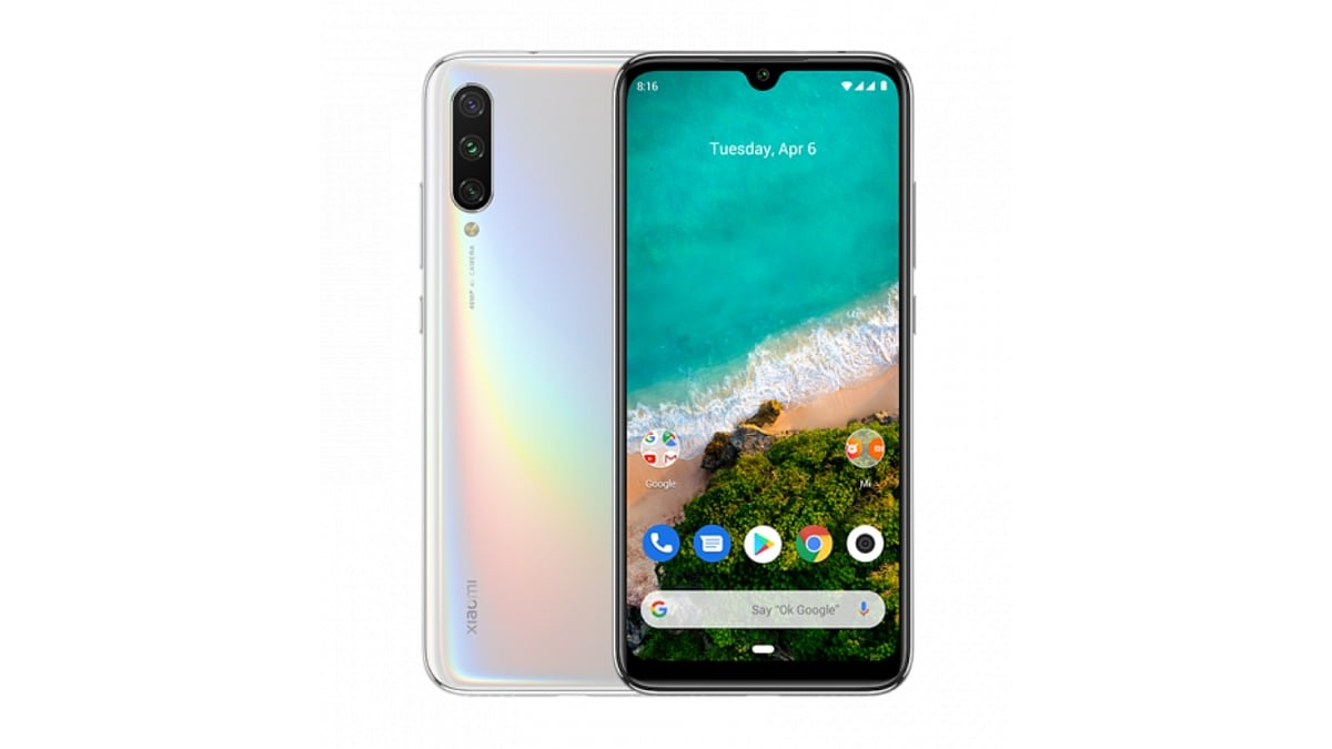 Mi A3 Next Sale Tomorrow via Amazon, Mi.com: Check Price, Offers, Specifications