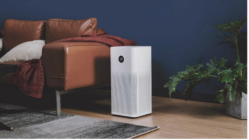 Xiaomi Mi Air Purifier 2S, Mi Home Security Camera 360, Mi