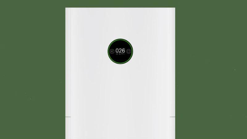 Xiaomi Mi Air Purifier MAX - Pantalla
