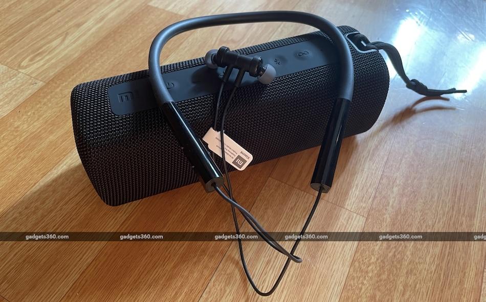 Mi Neckband Bluetooth Earphone Pro, Mi Portable Bluetooth Speaker (16W) इन खूबियों के साथ भारत में लॉन्च, जाने कीमत