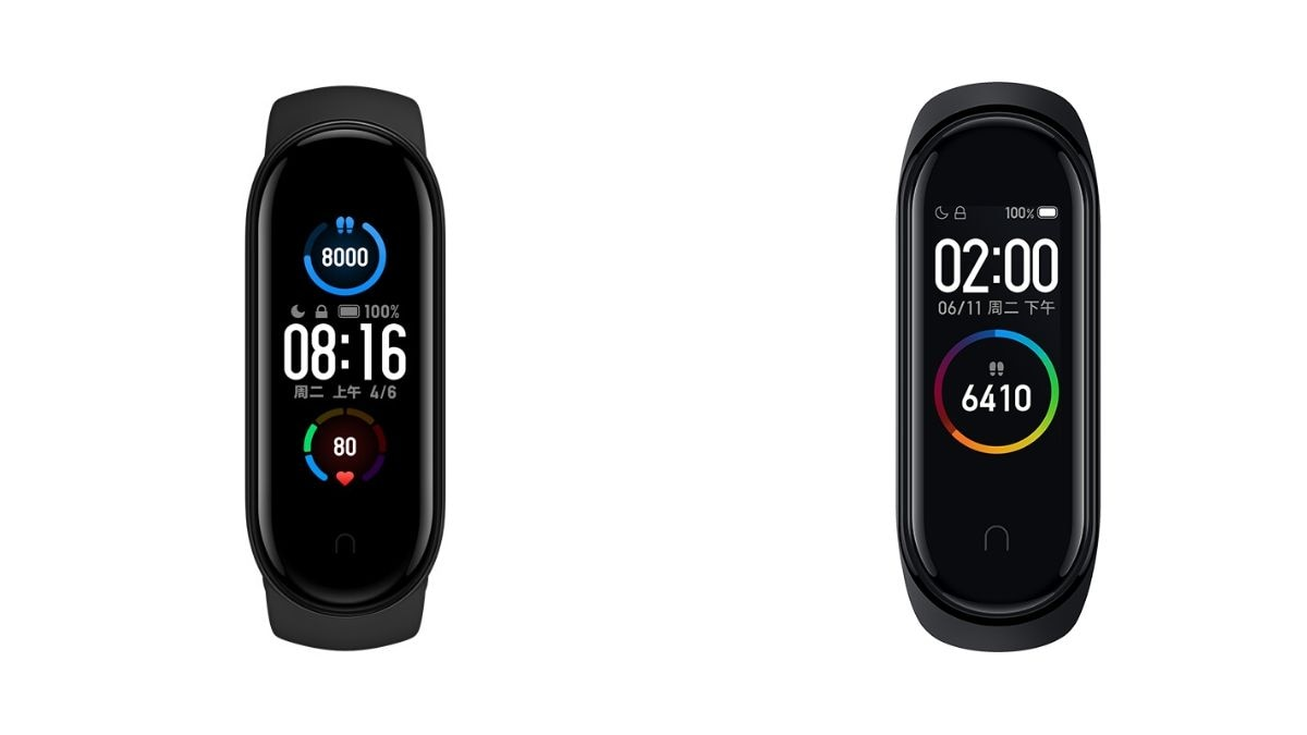 Mi Band 5 Vs Mi Band 4 What S The Difference Ndtv Gadgets 360