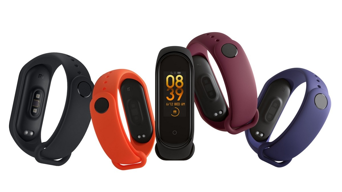 Mi Smart Band 4 Now Available via Flipkart in India: All Details
