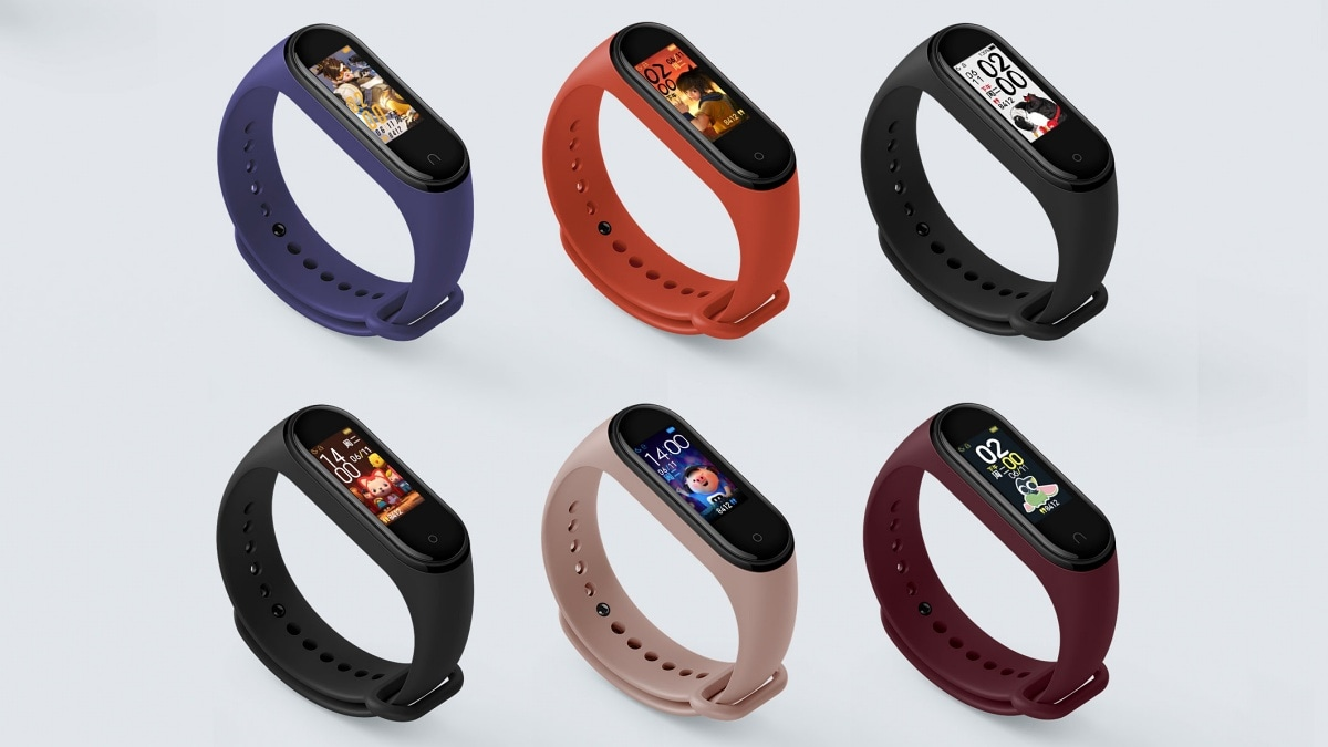 Mi Band 4 India Launch Confirmed, Will Be Sold via Amazon