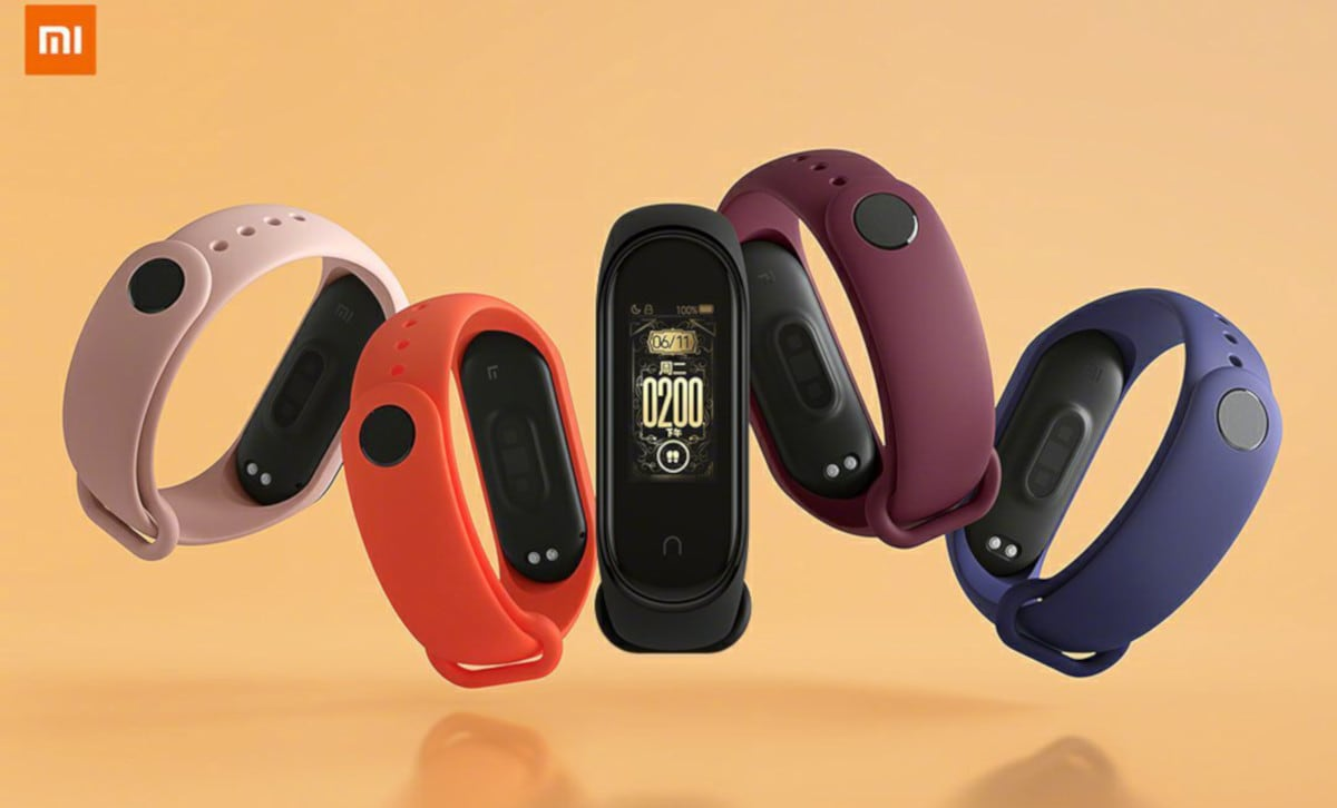 Mi Band 4 Launch Today, Teasers Confirm 6 Strap Colour