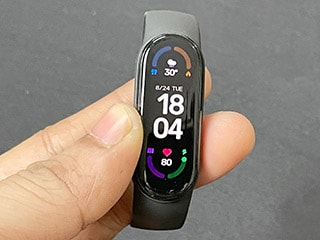Mi Band 6 First Impressions: Now With SpO2 Tracking