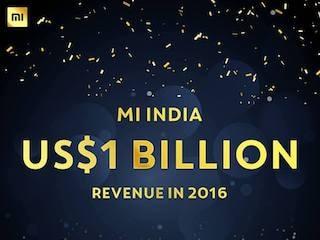 शाओमी ने अब तक भारत में करीब 6,800 करोड़ रुपये के प्रोडक्ट बेचे