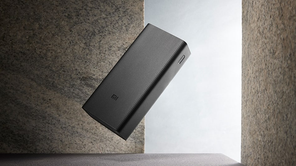 Mi Boost Pro Power Bank With 30,000mAh Capacity Announced in India, Currently Up for Crowdfunding