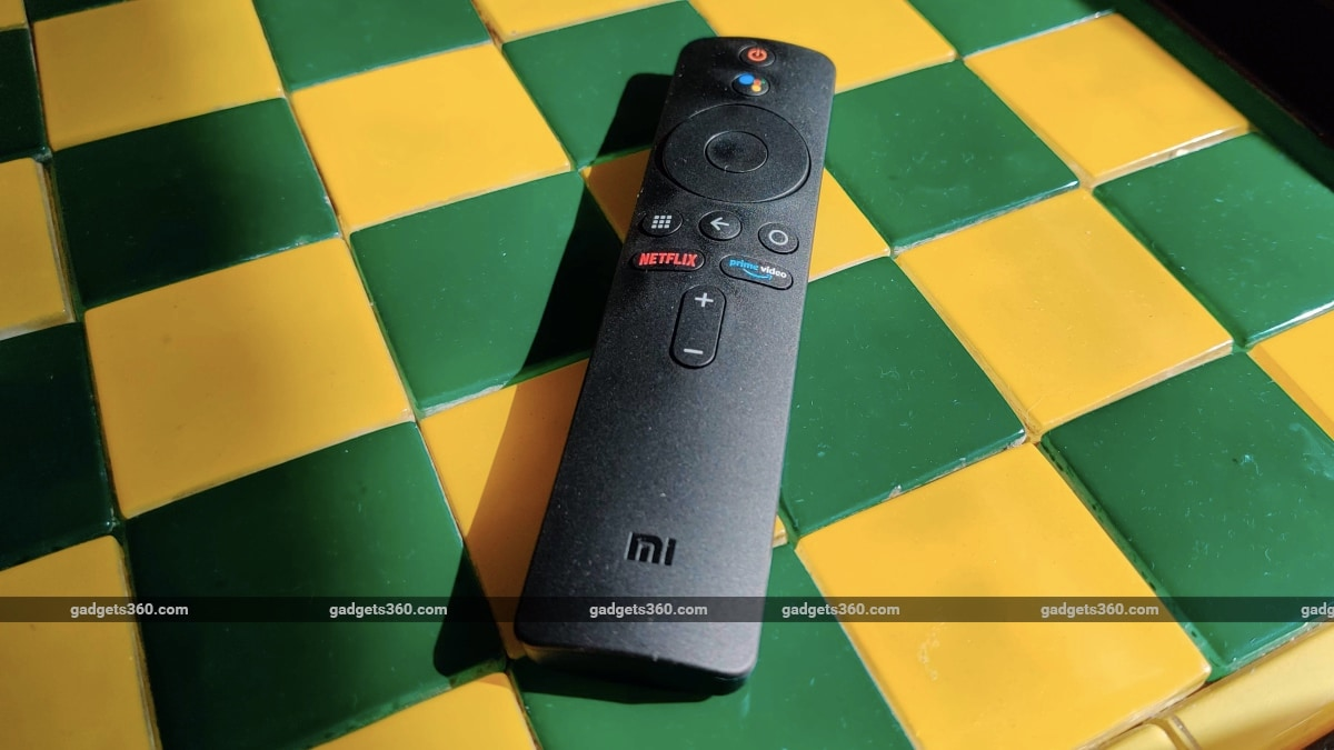 mi box 4k review remote Xiaomi  Mi Box 4K
