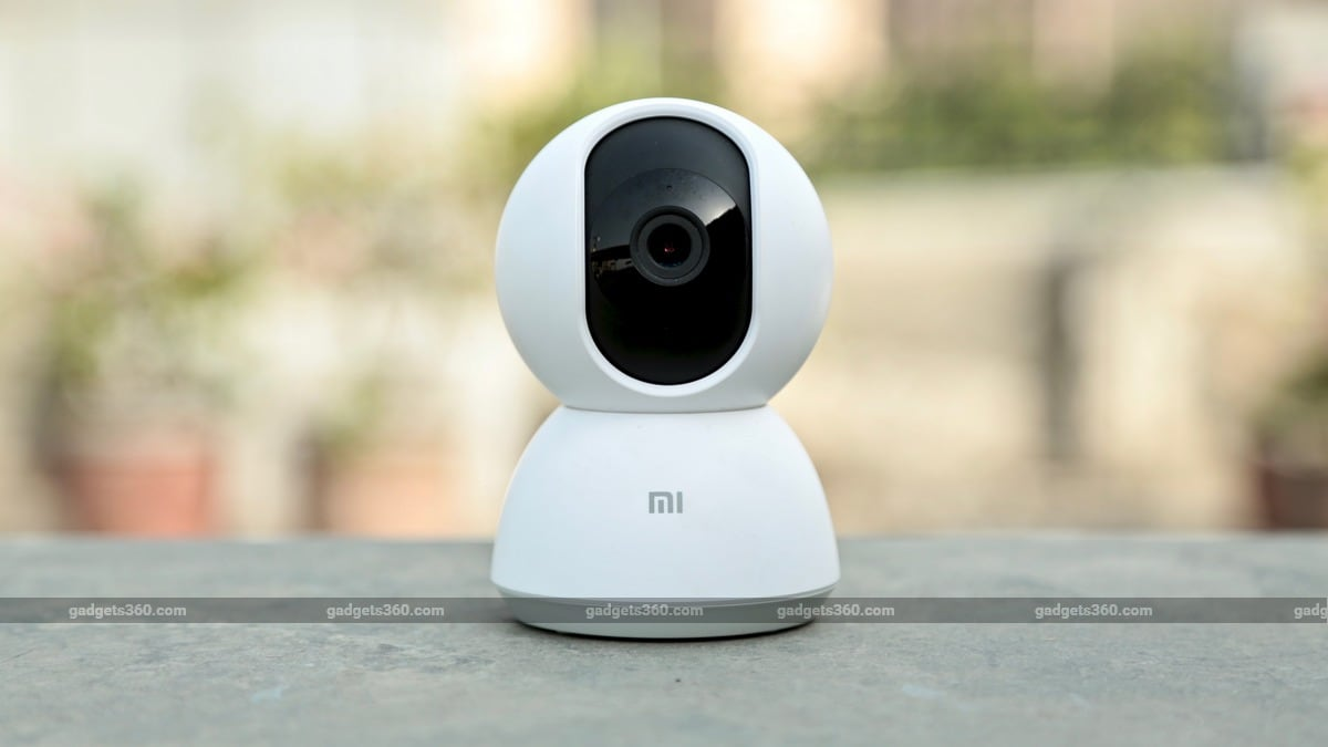 Mi Home Security Camera 360° Review | NDTV Gadgets360 com