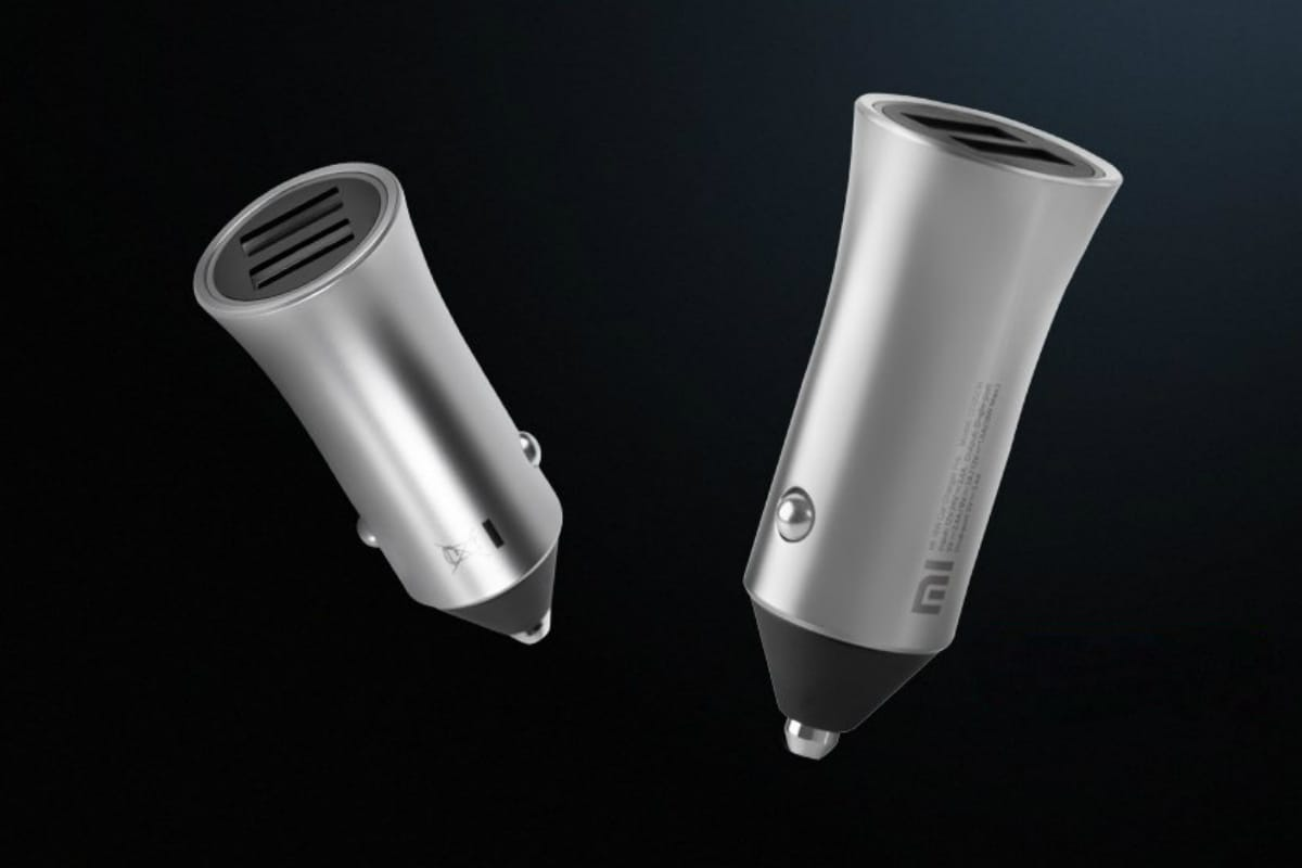 Xiaomi Mi Car Charger Pro 18W With Dual Charging Support Launched in India