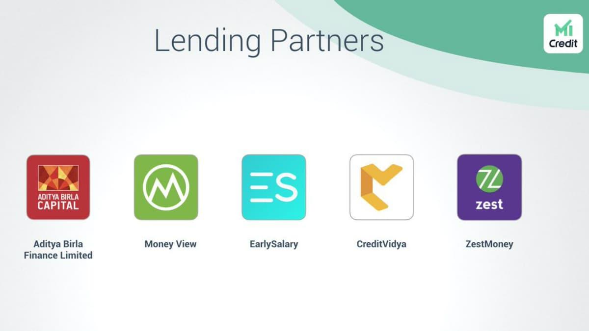 mi credit lending partners Mi Credit