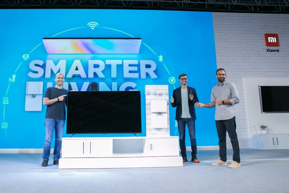 Mi Band 4, Mi Smart Water Purifier, Four New Mi TV Models Launched in India: Event Highlights
