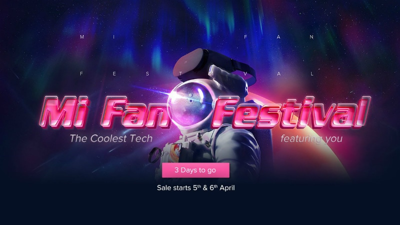 Redmi Note 5 Pro Buyers to Get Free Earphones in Xiaomi Mi Fan Festival, and Other Deals